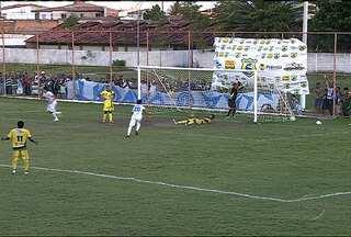 Socorrense vence o Confiança: 4 x 2 - Partida aconteceu no Estádio Wellington Elias, em Nossa Senhora do Socorro (SE).