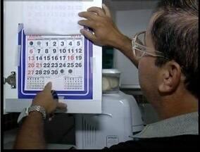 Calendário MG: Reportagem mostra a importância do calendário no cotidiano - Calendário serve para organizar o tempo e, consequentemente, nossas vidas.