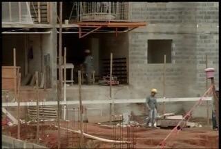 Sobraram vagas na construção civil em Montes Claros, no mês de fevereiro - Dados são do balanço mensal, divulgado pelo Ministério do Trabalho.