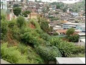 Blitz do MG: Moradores de Ipatinga reclamam da infraestrutura do bairro Canãanzinho - População do local enfrenta problemas com deslizamentos há 10 anos.