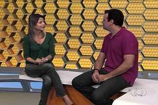Kléber Guerra analisa empate entre Goianésia e Goiás - Comentarista fala sobre semifinal que terminou empatada no estádio Valdeir José de Oliveira.