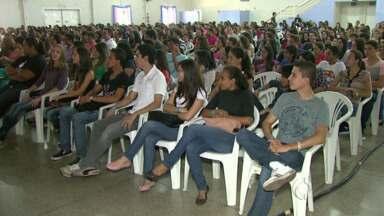 Jovens cristãos se reúnem em Foz do Iguaçu - Eles discutiram o momento certo para amar