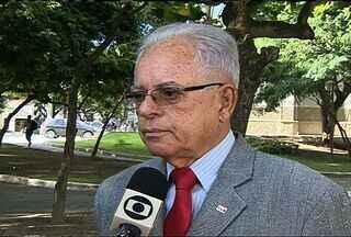 Academia Sergipana de Letras homenageia o escritor Mário Cabral - Academia Sergipana de Letras homenageia o escritor Mário Cabral