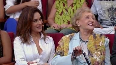 Mãe de Torloni, Monah Delacy, entrega infância da atriz: 'Ela detestava teatro' - Reveja a mãe da atriz em papéis memoráveis da TV