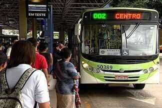 Empresas do transporte coletivo estudam aumento nas passagens de ônibus - O aumento da tarifa de ônibus em Goiânia é quase certo para o mês de abril, quado também deve ser negociada a data base dos motoristas. A CMTC ainda faz estudos, mas deve anunciar ate o fim dessa semana o novo valor da passagem.