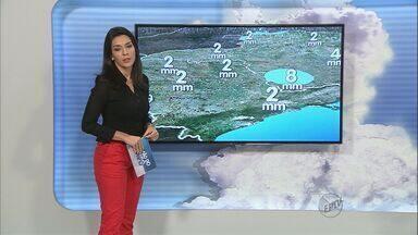 Confira a previsão do tempo para esta terça-feira na região de Ribeirão Preto - Vento fica mais forte e provoca queda em temperatura.