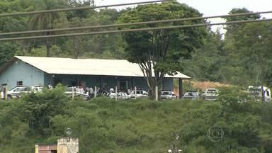 Agentes são afastados após roubo de armas em base da escolta de presos na Grande BH - 45 armas foram levadas em Ribeirão das Neves