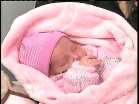 Programa garante documentação de bebês recém nascidos em Lages - Programa garante documentação de bebês recém nascidos em Lages