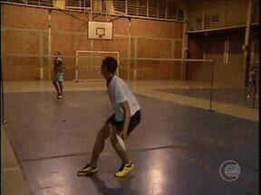 Atletas piauienses do badminton se preparam para o Campeonato Brasileiro no Rio de Janeiro - Atletas piauienses do badminton se preparam para o Campeonato Brasileiro no Rio de Janeiro