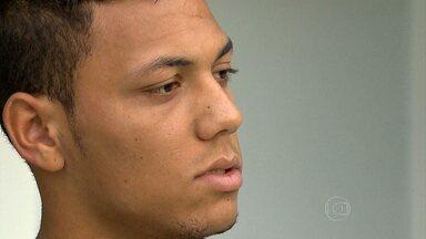 Alex Silva sai da base e ajuda Atlético-MG no Campeonato Mineiro - Os jogadores treinaram pela primeira vez na semana na Cidade do Galo.