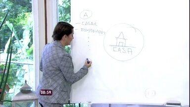 Inteligência emocional: especialista fala da importância de traçar metas - Mônica Portella alerta para a importância de saber lidar com adversidades