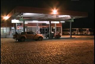 Posto de combustíveis é assaltado em Itaara, RS - O assalto aconteceu na noite de ontem em um posto que fica próximo a entrada da estrada do Perau.