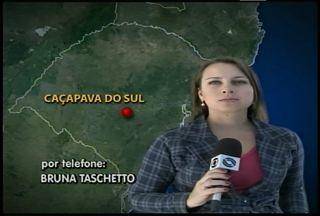 Raiva bovina preocupa produtores rurais da região Central do Estado - A maioria das mortes ocorreram em Caçapava do Sul, RS.