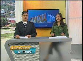 Confira os destaques do Bom dia Tocantins desta segunda-feira (31) - Confira os destaques do Bom dia Tocantins desta segunda-feira (31).