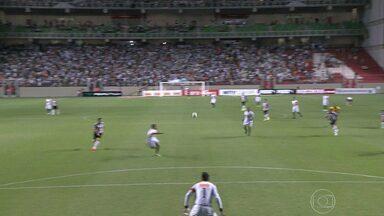 Atlético-MG empata com América por 1 a 1 - Jogo foi no Estádio Independ~encia, em Belo Horizonte.
