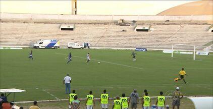 Santa Cruz de Santa Rita e Atlético se enfrentaram em jogo cheio de gols pelo Paraibano - Confira os principais lances dos jogos do fim de semana.