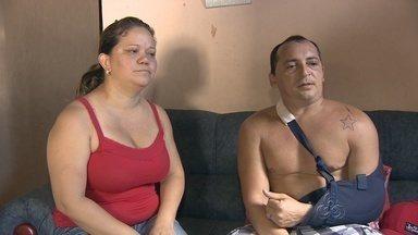 Segurança diz ter sobrevivido de acidente por milagre em Manaus - José Pinheiro foi quem cedeu o lugar para uma grávida que faleceu durante o acidente.