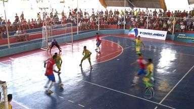 Começa mais uma edição da Copa Centro América de Futsal - Começou mais uma edição da Copa Centro América de Futsal.