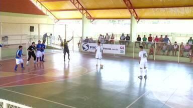 Jogos no fim de semana movimentam grupo B da Copa Rio Sul de Futsal - Três Rios venceu Mendes de virada e de goleada, por 8 a 4. Na outra partida, Itatiaia goleou Valença por 9 a 3.