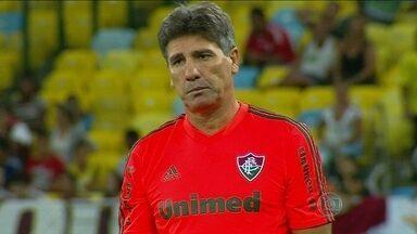 Por decisão do presidente do clube, Fluminense demite Renato Gaúcho - Ney Franco é o nome mais cotado para assumir o Tricolor.