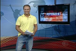 Íntegra Esporte D - 02/04/2014 - Programa mostrou a ótima atuação do Mogi das Cruzes, no último jogo da equipe antes dos playoffs, sobre o Flamengo no NBB. Com o apoio de sua torcida, os mogianos venceram a partida 94 a 90