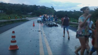 Acidentes deixam mortos nas rodovias do Sul de Minas - Acidentes deixam mortos nas rodovias do Sul de Minas
