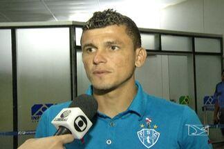 Paysandu quer eliminar o MAC no primeiro jogo - Equipe paraense embarca confiante para a estreia na Copa do Brasil