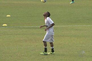 'Caveirão' pode começar o BAxVI da final como titular - Dinei ainda não está recuperado e Souza pode fazer primeiro jogo contra a antiga equipe.
