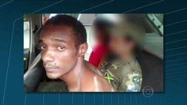 Polícia do Rio prende um dos chefes do tráfico na Rocinha - Luiz Carlos Jesus da Silva era conhecido como Djalma. Segundo a polícia, ele comandava o crime na parte alta da favela desde a prisão de Nem.