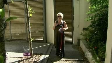Ana Maria visita a casa de vidro de cantora no Rio de Janeiro - A apresentadora revela detalhes da carreira da convidada