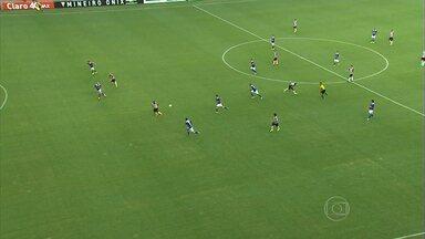 Jogo entre Atlético-MG e Cruzeiro termina em 0 a 0 - Foi a primeira partida pela final do Campeonato Mineiro.