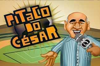 'Pitaco do César' comenta jogo do Atlético pela Copa do Brasil - Partida é contra o Flamengo do Piauí, no Serra Dourada.