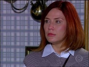 Caras & Bocas - capítulo de quarta feira, dia 09/04/2014, na íntegra - Tatiana sofre por causa da sua doença