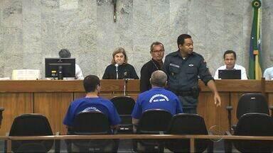 Começa julgamento de suspeitos envolvido em atentado a desembargador - Começa julgamento de suspeitos envolvido em atentado a desembargador.