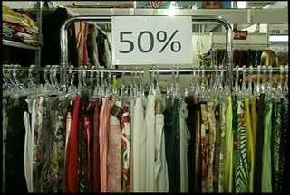 Começou nesta quarta-feira o Fepro, em Nova Friburgo, RJ - São cerca de 100 lojas, produtos e serviços.