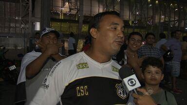 Ceará enfrenta hoje o Sport e tenta título inédito de Campeão da Copa Nordeste - Ceará perdeu o primeiro jogo por 2 a 0.