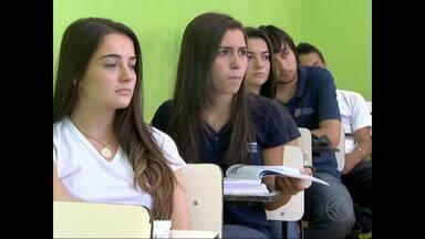 Estudante de Juiz de Fora inova e cria sistema de geolocalização com inovações - De acordo com Sebrae, faixa etária entre 21 e 30 anos ocupa segundo lugar em ranking em Minas Gerais. Curso capacita jovens para começar negócios cada vez mais cedo