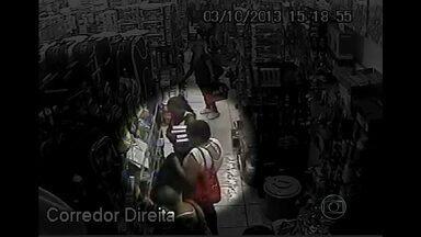 Comerciantes estão assustados com onda de violência na Praça Sete - Lojas são alvo de ladrões
