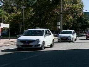 Cinco assaltos a taxistas são registrados em apenas um final de semana em Rio Grande, RS - Violência assusta profissionais que tentam achar mais alternativas por mais segurança.