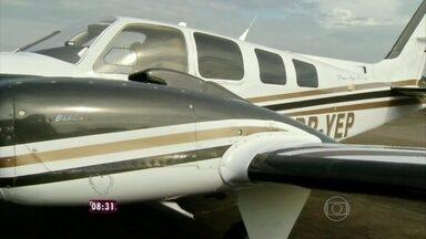 Continuam as buscas pelo bimotor desaparecido nas florestas do Pará - Passageira mandou mensagem para o tio quando o motor parou