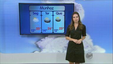 Confira a previsão do tempo no Sul de Minas para essa segunda-feira (21) - Confira a previsão do tempo no Sul de Minas para essa segunda-feira (21)