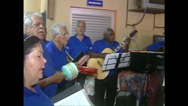Voluntários ajudam a manter Lar dos Velhinhos de Campo Mourão - Festa da solidariedade vai ser no dia 4 de maio