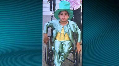 Jovem cadeirante é atropelado em Aracaju - Jovem cadeirante foi atropelado no último sábado (19) na Travessa Campo do Brito, no bairro Siqueira Campos, em Aracaju