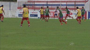 De olho na final, Fortaleza treina na Semana Santa - Tricolor do Pici treina e só folga no domingo.