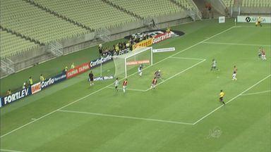 Ceará vence Oeste na estreia da Série B - Vovô marca com Tadeu.