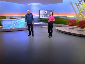 Globo Rural estreia novo cenário - A partir deste domingo, o programa será apresentado em um novo espaço. Um cenário moderno com novas tecnologias para facilitar a comunicação com público.