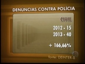 Cresce número de reclamações registradas contra a Polícia Civil - Levantamento é da Ouvidoria da Polícia do Estado de São Paulo.