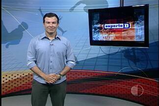 Íntegra do Esporte D - 26/04/2014 - Programa mostrou a estreia do vôlei de Mogi das Cruzes contra o Santos no Campeonato Paulista sub-21, a preparação dos times do Alto Tietê para a quarta rodada da Segunda Divisão do Paulista de Futebol e a vitória de Limeira sobre o Mogi no NBB