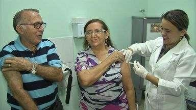 Este sábado é o dia D de vacinação contra gripe - Crianças e idosos são o principal público-alvo da campanha. Postos da capital e do interior oferecem vacina neste sábado