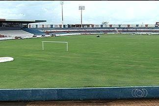 Goiás recebe o Criciúma em Itumbiara - Verdão cumpre perda de mando de campo e tenta primeira vitória no Campeonato Brasileiro.